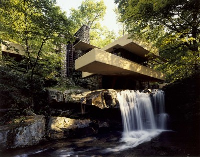 """Frank Lloyd Wright Inspired"" Who is Frank Lloyd Wright?"
