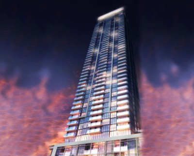 Pinnacle Grand Park 2 – Mississauga's Third Tallest Condo