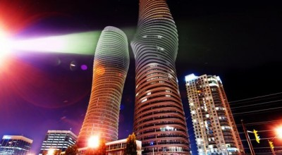 Absolute World – The Marilyn Monroe Condo Towers
