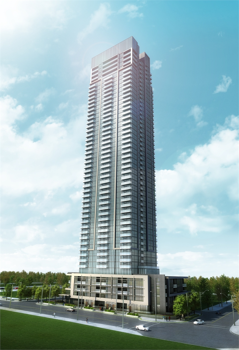 pinnacle grand park 2 Pinnacle Grand Park 2 – Mississauga's Third Tallest Condo Pinnacle Grand Park 2