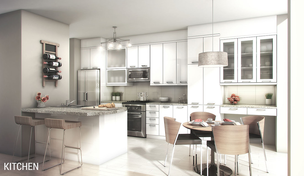marquee townhomes Marquee Townhomes Mississauga marquee townhomes kitchen
