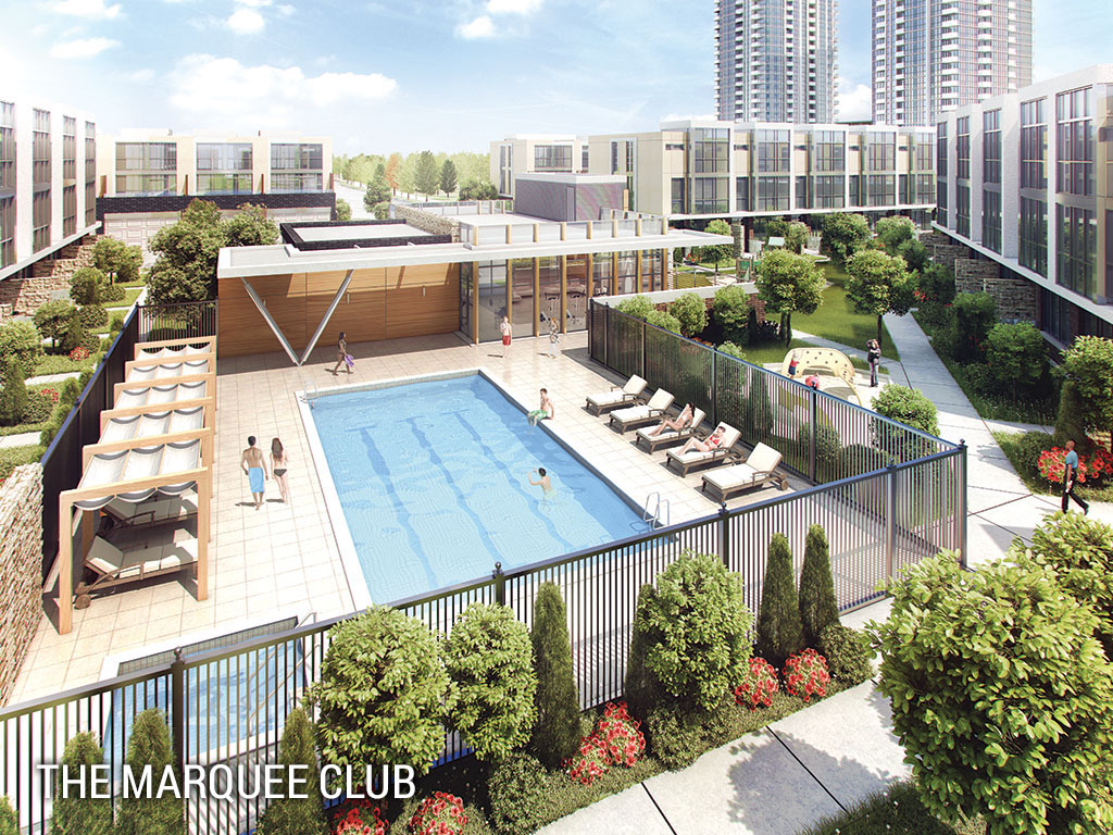 marquee townhomes Marquee Townhomes Mississauga marquee towns crustal condos