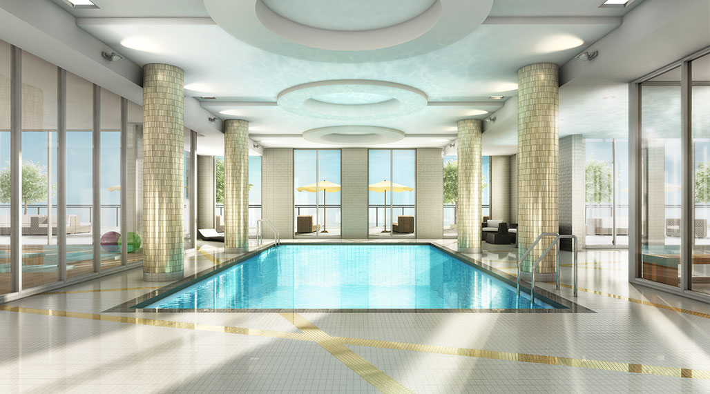 pinnacle grand park 2 Pinnacle Grand Park 2 – Mississauga's Third Tallest Condo pinnacle grand park 2 pool