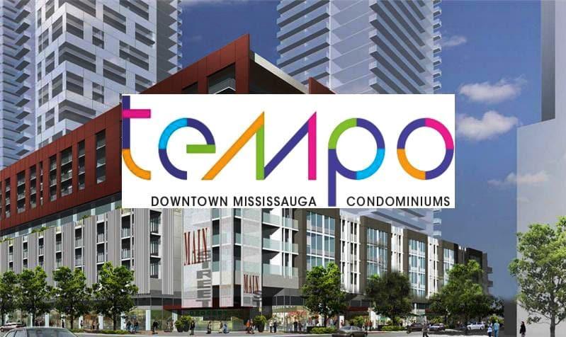 tempo condos Tempo Condos Mississauga & future Square One condos tempo downtown mississauga condos