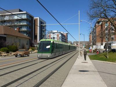 Mississauga LRT Aprroved