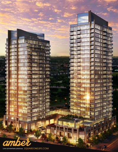Amber Condos Mississauga Exclusive Release