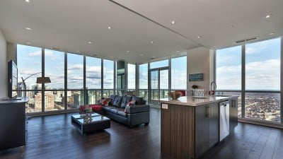 Square One Penthouses