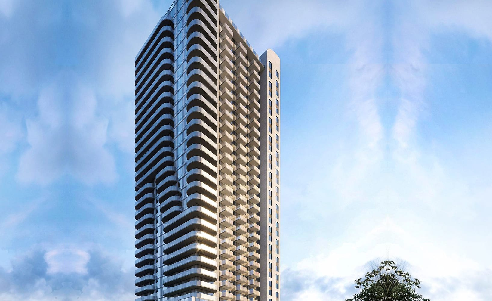 Now Sold: Unit 2305 @ Mississauga Square Residences 8 nahani way mississauga square residences condos