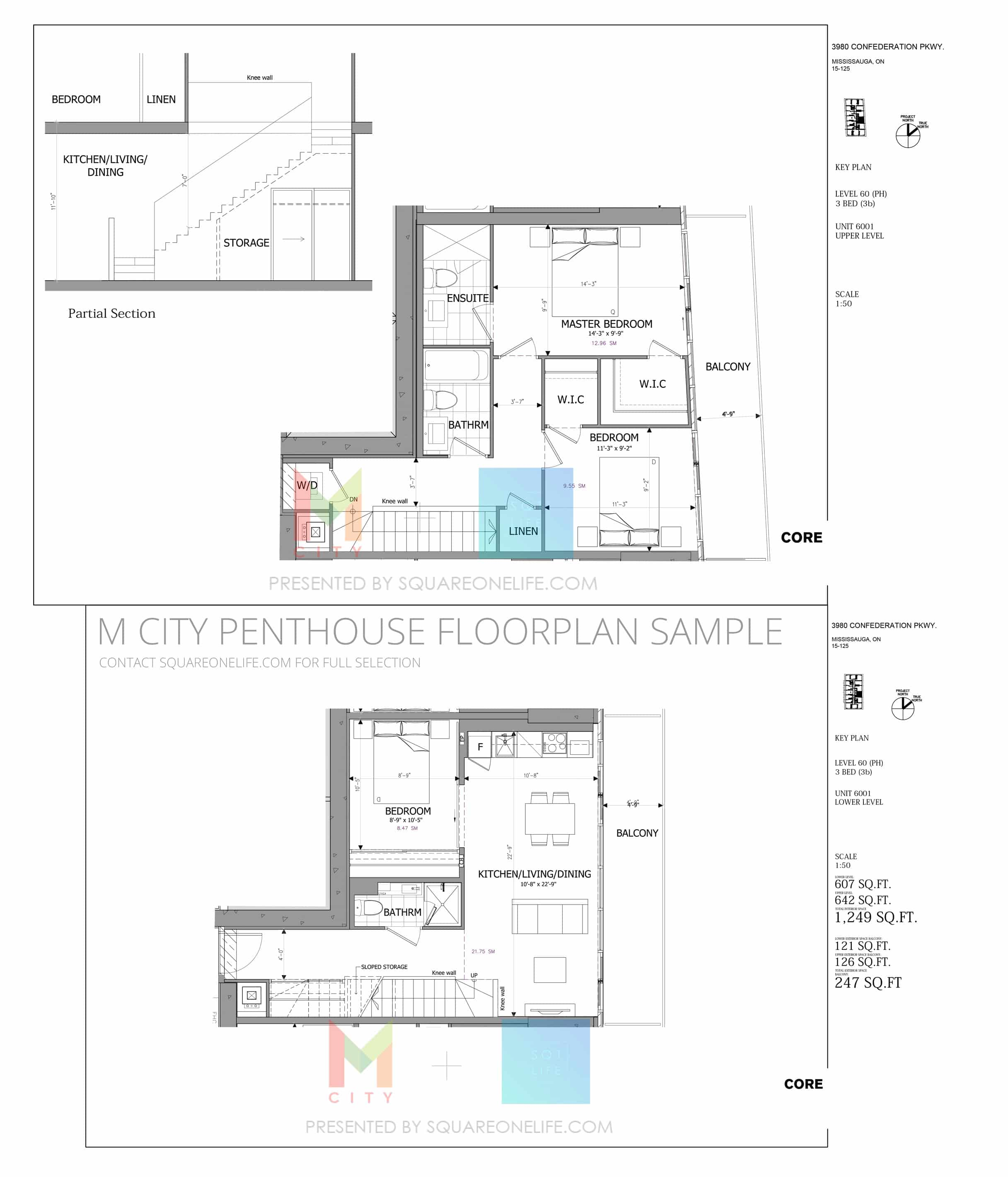 m city penthouses M CITY Penthouses Now Released m city penthouses m city penthouse collection m city condos rogers condos penthouses square one condos mississauga condos m city penthouse floorplans