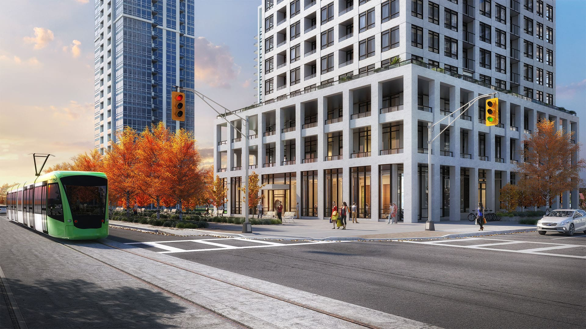 cooksville go Edge Tower 2 Condos edge towers 2 mississauga square one condos for sale hurontario lrt