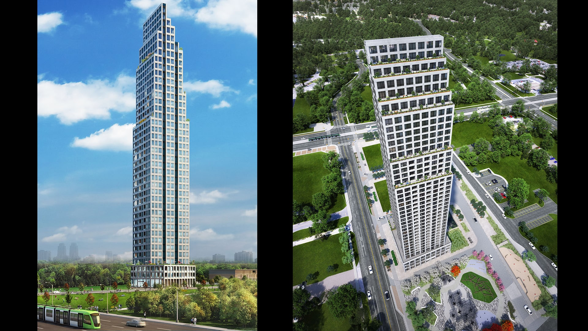 cooksville go Edge Tower 2 Condos edge towers 2 mississauga square one condos for sale tower 1