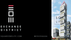 Exchange District Mississauga by Camrost Felcorp