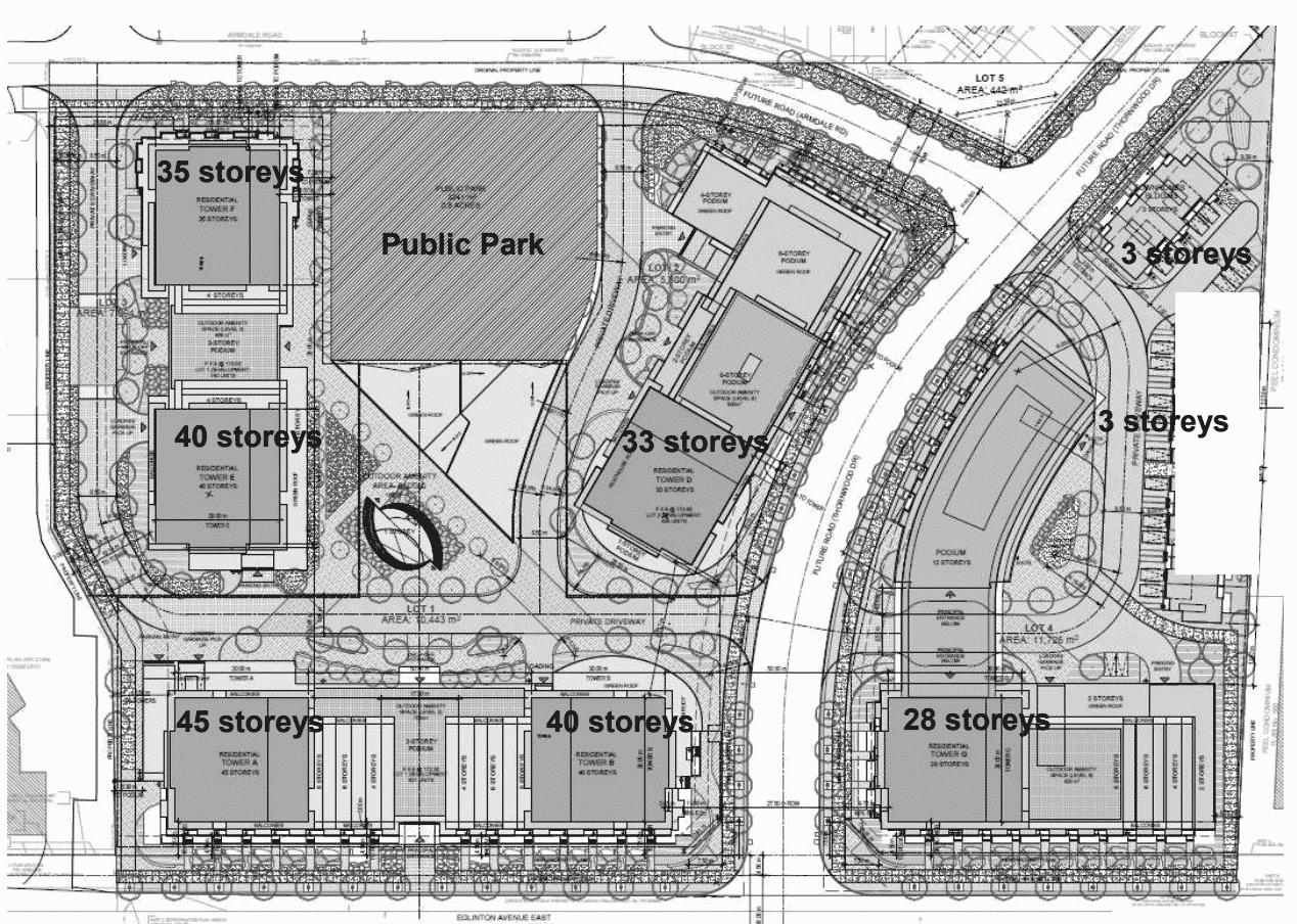 [object object] 6 New Towers At Hurontario and Eglinton Mississauga 91 131 eglinton ave east mississauga condos for sale sitemap