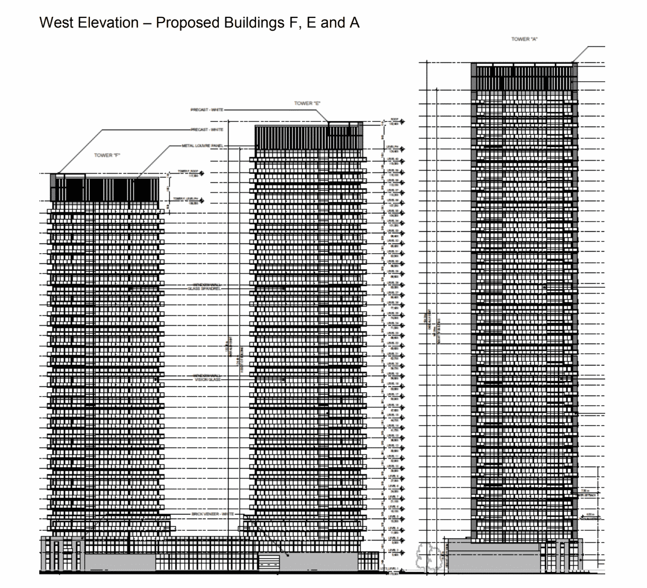 [object object] 6 New Towers At Hurontario and Eglinton Mississauga 91 131 eglinton ave east mississauga condos for sale towers a e f
