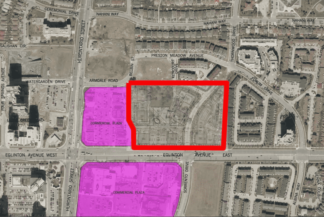 [object object] 6 New Towers At Hurontario and Eglinton Mississauga 91 131 eglinton ave east mississauga condos for sale