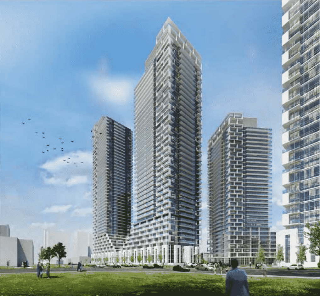 [object object] 6 New Towers At Hurontario and Eglinton Mississauga 91 131 eglinton ave east mississauga condos