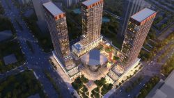 Three Towers at 30 Eglinton Avenue West Mississauga
