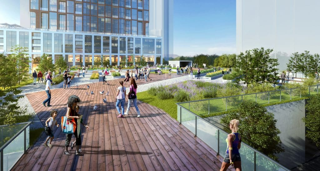 Three Towers at 30 Eglinton Avenue West Mississauga 30 eglinton ave w mississauga condos for sale green space parks