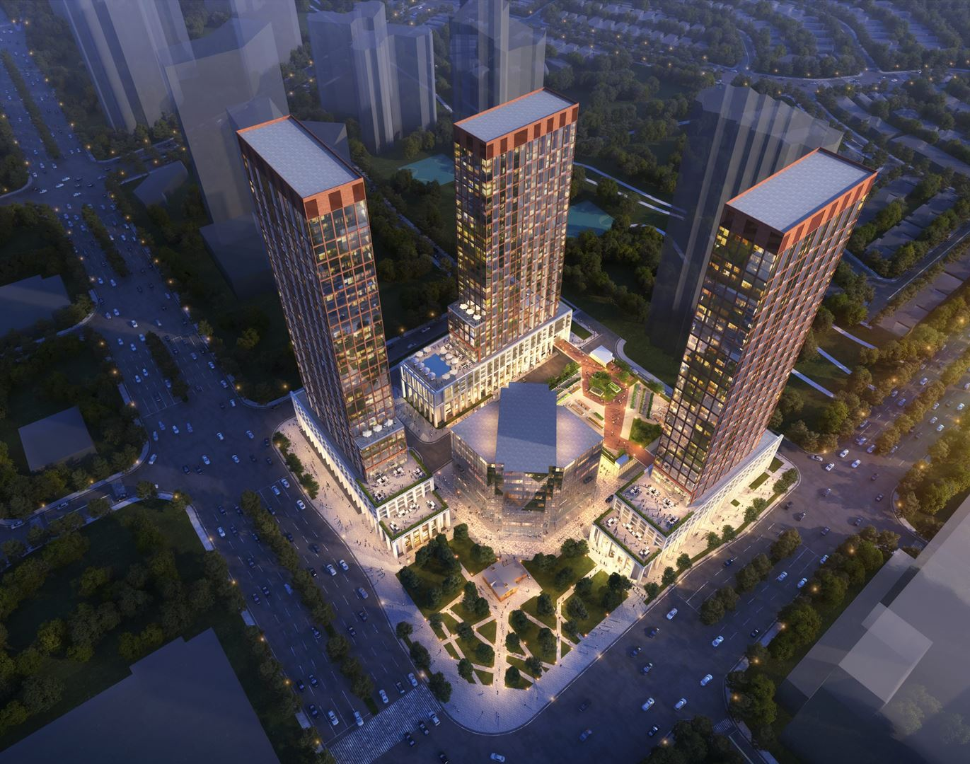 Three Towers at 30 Eglinton Avenue West Mississauga 30 eglinton ave w mississauga condos for sale